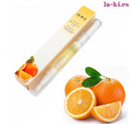 Масло для кутикулы OPI/MDS Cuticle Revitalizer Oil карандаш с кисточкой 5 мл (Апельсин)