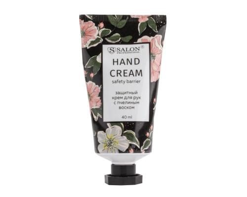Крем для рук Hand Cream Salon Professional с пчелиным воском 40 мл уп. черная